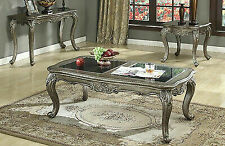 Acme Furniture 80540 Coffee Table with Granite Top