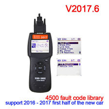 Portable D900 OBD2 OBDII EOBD CAN Car Fault Code Reader Diagnostic Scanner Tool