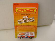 1987 MATCHBOX SUPERFAST MB 60 PONTIAC FIREBIRD RACER 15 FAST EDDIE NEW ON CARD