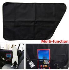 2x Waterproof Storage Bag Pad Car Door Cover For Dog Pet Anti Scratch Anti-kick