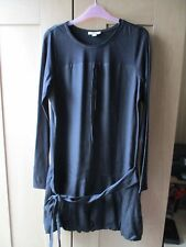 Mesdames DKNY Jeans Robe Noire/Long Haut – taille 4 US