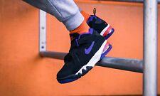 2018 Nike Air Force Max CB  SZ 11 Black Court Purple Team White AJ7922-002