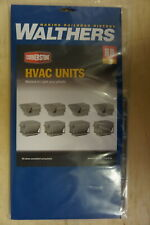 Walthers {933-4077} Hvac Units - Kit - 4 Each of 2 Styles - Yankeedabbler