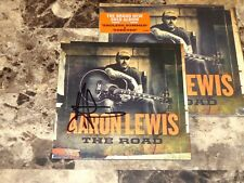 Aaron Lewis Rare HAND SIGNED CD The Road 2012 Staind Country Music Presale + COA