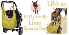 Lassig Banana Bolsa para la madre y el hijo Eco Friendly Lassig Lima De Moda Nuevo