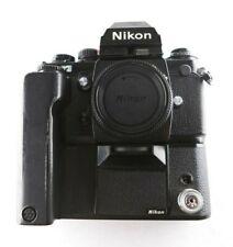 Nikon F3 35mm SLR Film Camera Body w. MD-4 Motor Drive