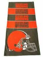 Cleveland Browns NFL Multi Purpose Team SuperDana Neck Gaiter Logo Scarf NWT