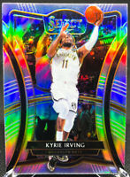 Kyrie Irving 2019-2020 Panini Select Premier Silver Brooklyn Nets #143