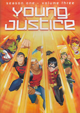 YOUNG JUSTICE: SEASON 1, VOLUME THREE (DVD)