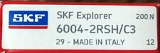6004-2RS C3 SKF Bearing 20x42x12(mm)
