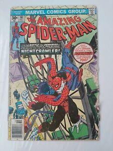 Amazing Spiderman 161 Key 1st Jigsaw Early Punisher