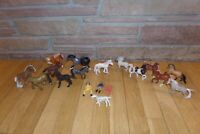 Breyer Reeves, Schleich 03 06 09 Empire Tennesse Walker Horse Collection Lot