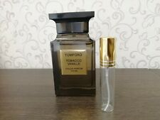 Tom Ford Tobacco Vanille Eau de Parfum 0.33 Oz / 10ml SAMPLE Decant Atomizer