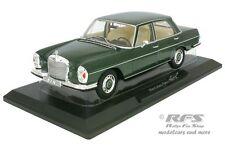 Mercedes-Benz 280 SE W108 - Baujahr 1968 - grün metallic - 1:18 Norev 183533