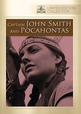 Captain John Smith and Pocahontas DVD (1953) - Anthony Dexter, Jody Lawrance