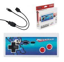 Mega Man NES Style Controller for NES, PC, & Mac (Retro-Bit)
