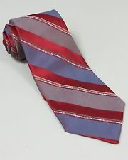 New Oakton Ltd. Men's Classic Striped Designer Necktie Ties