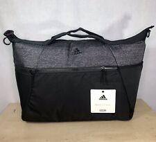 Adidas Studio 3 Bags 976711 adidas Studio III Duffel Black Gray Gym Bag