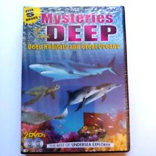 SET-MYSTERIES DEEP BOX SET (DVD/2DISCS) Deep Habitats and Great Oceans DVD NEW