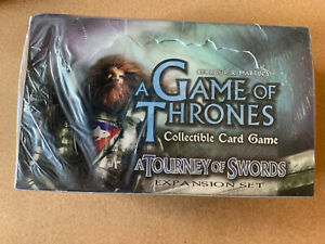 Game of Thrones CCG Sealed Booster Box (36 Packs) A Tourney of Swords GOT15A