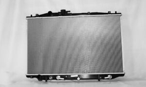 For 2007-2008 Acura TL 3.2L V6 Automatic Transmission 1 Row Radiator