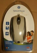 General Electric Optical Mouse USB Wired