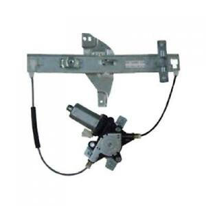 LKQ Rear Power Window Regulator Without Lift Motor Left Driver Side HY1550104