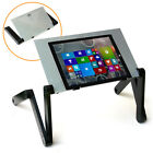 """Adjustable TABLET STAND Riser Mount up to 12"""" for Microsoft Surface Pro Go Book"""