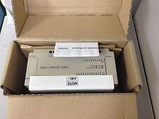 X1 ** nouveau ** omron CPM1-20CDR-D programmable controller, 24VDC 20W