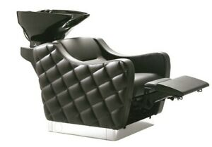Sleek and elegant backwash unit -with Jet massage - Pietranera Wen Prestige