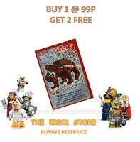 LEGO - #133 - BEAR - CREATE THE WORLD TRADING CARD - BESTPRICE + GIFT - NEW
