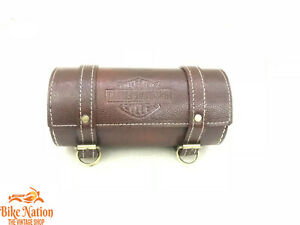 Harley Davidson Leather Toolbox  Fit For