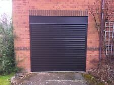 NEW ELECTRIC INSULATED ROLLER SHUTTER GARAGE DOOR SUPPLY ONLY ELECTRIC