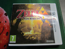 Nintendo 3DS - zelda a link between worlds - FR