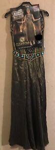 Ladies - Cleopatra - Halloween Costume - 12-14 - Brand New