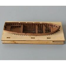 English Cutter of HMS Surprise 1/75 wooden kit model