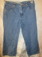 Faded Glory denim capri pants-girls size 12