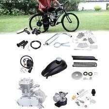 2-Takt 80cc Moteur Motorisierte Fahrrad Benzin Hilfsmotor Motor Bike Engine Set