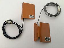 IBM ThinkPad R50 / R51 / R52 WLAN-Antennen WiFi-Antenne 91P6813-15R 91P6812-15L