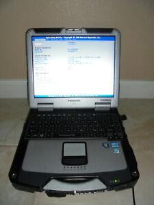 Panasonic toughbook CF-31 i5-2520M 2.50 8GB NO HDD/Caddy/CDROM/Batt