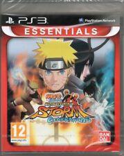 Naruto Shippuden: Ultimate Ninja Storm Generations PlayStation 3 PS3 New SEALED