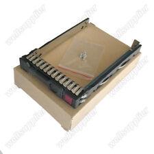 """SAS SATA 2.5"""" Tray Caddy For HP Proliant ML350e ML310e Gen8 G8 651687-001"""