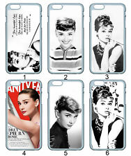 Audrey Hepburn Quote For iPhone iPod Samsung LG Motorola SONY HTC HUAWEI Case