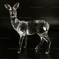 RARE Retired Swarovski Crystal Large Doe Deer 247963 Mint Boxed Rare Encounters
