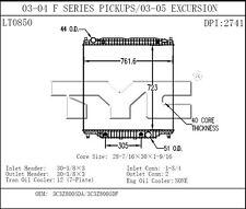 TYC 2741 Radiator