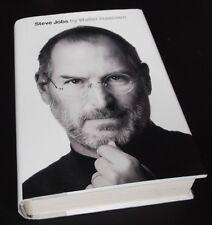 Isaacson, Walter: STEVE JOBS Hardcover, 2011. Biography