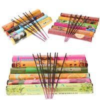 Räucherstäbchen MIX Set verschiedene Sorten Incense Sticks  NEU