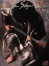 Stevie Ray Vaughan In Step Sheet Music Guitar Tablature New 000660136