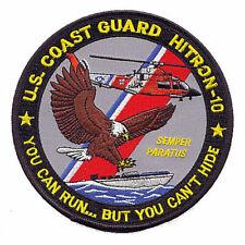 HITRON-10 Jacksonville Florida You Can Run 2002 W3880 USCG Coast Guard patch