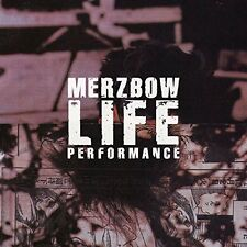 MERZBOW Life Performance CD 2016